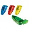 Temperówka z gumką 2w1 (39116PTR) mix kolorów